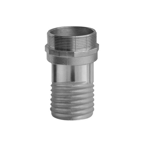 TYPE CM - Male thread fitting for composite hose
