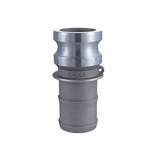 Stainless steel quick coupling camlock type E for hose fitting