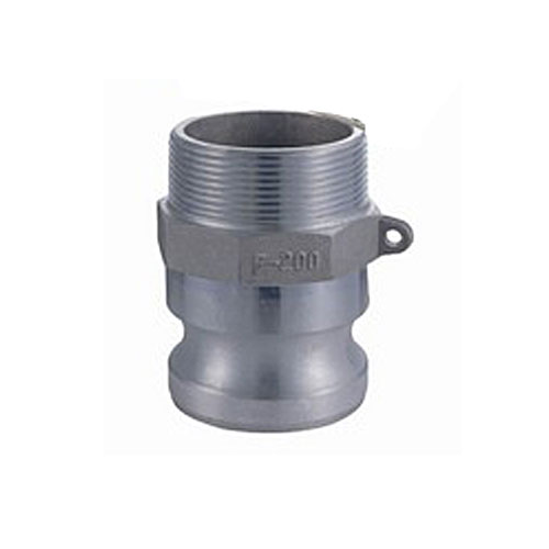 Stainless steel quick coupling camlock type F for hose fitting