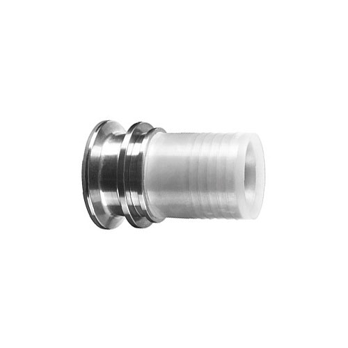 TYPE PLTC - PFA lined tri-clamp hose fitting
