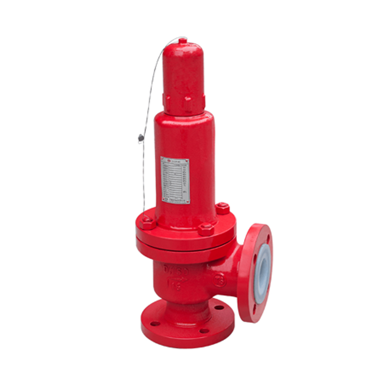 FEP or PFA Lined Safety valve