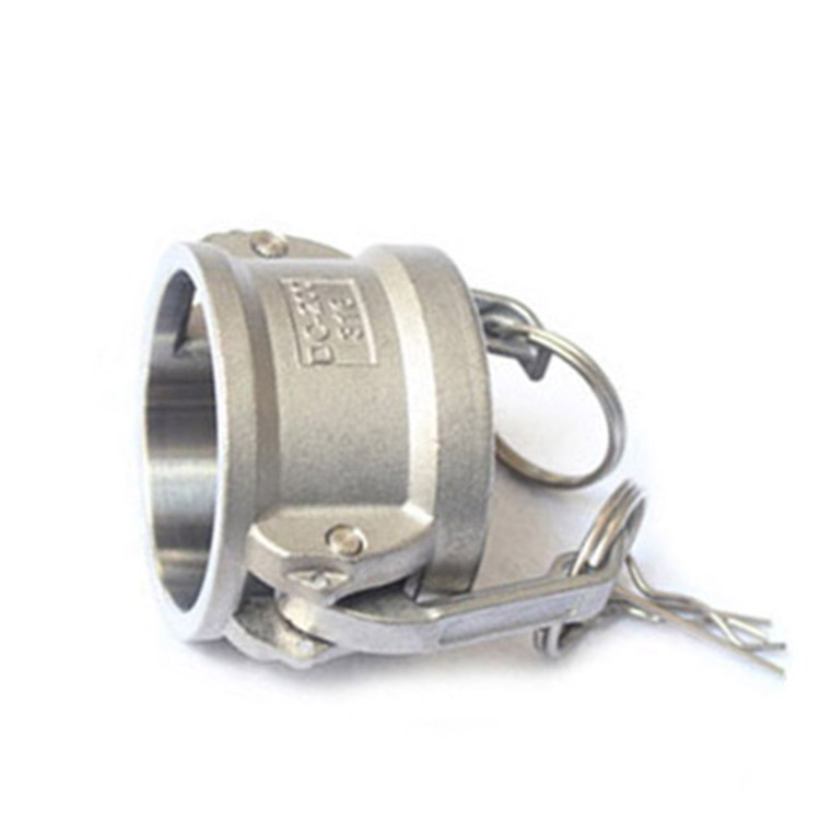 Type DC - Stainless steel quick coupling camlock for hose fitting