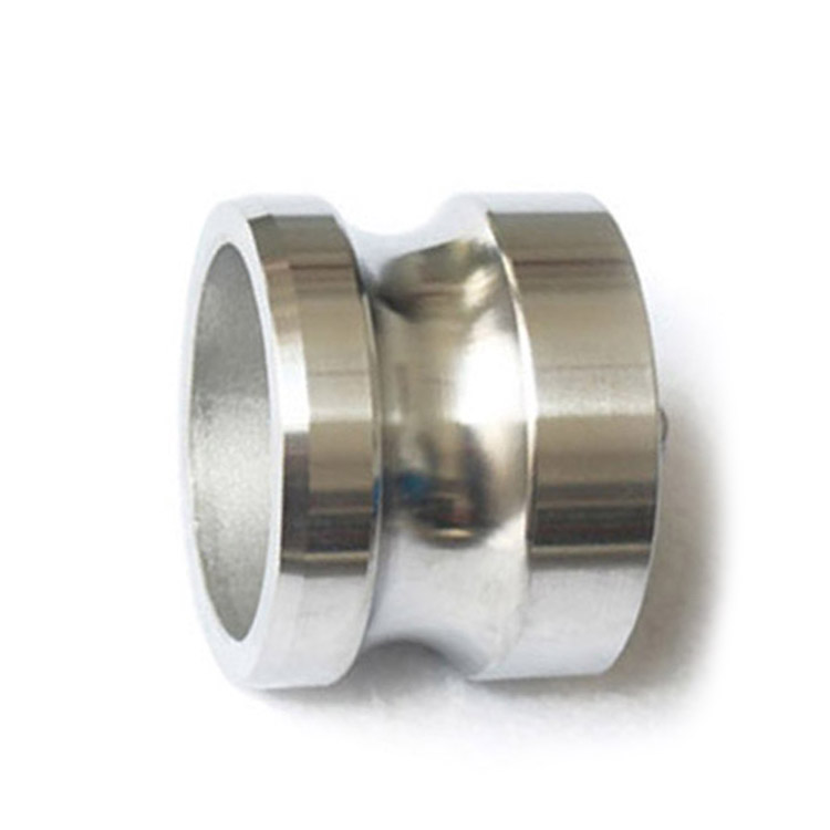 Type DP - Stainless steel quick coupling camlock for hose fitting