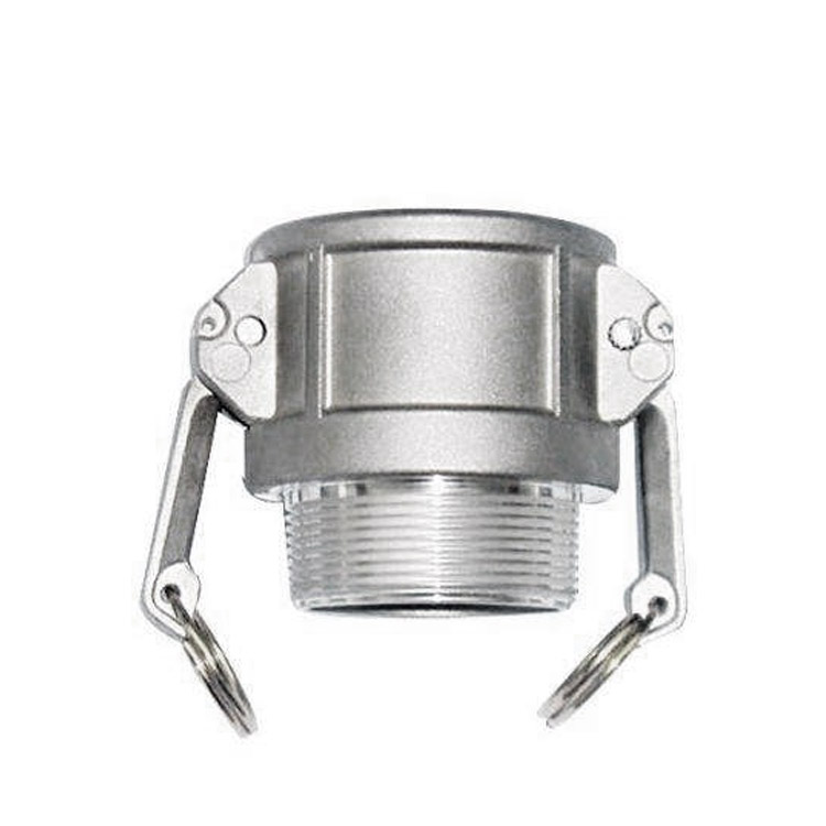Type B - Stainless steel quick coupling camlock for hose fitting
