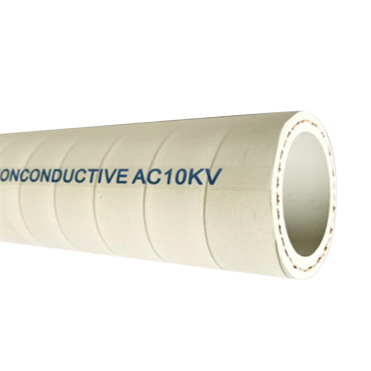 Type JY10 - Water cooling system hose - carbon free hose for voltage of 10 KV