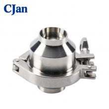 Sanitary Stainless Steel Weld Non Return Check Valve