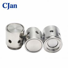 Sanitary Stainless Steel Clamp Quick Install Vacuum Safety Air Release Valve