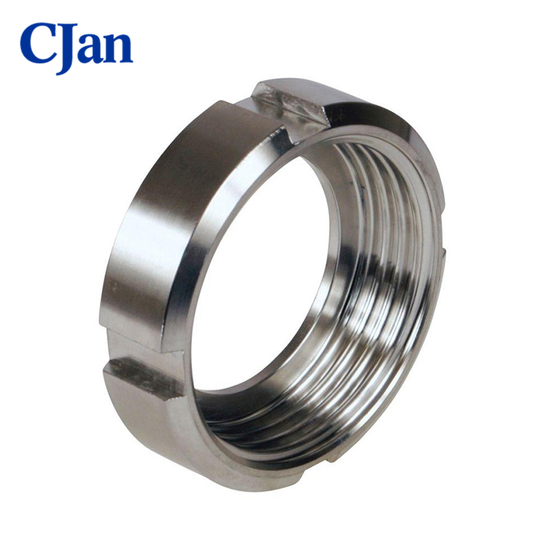 TYPE SMS Nut SMS-13 - Sanitary Pipe Fittings