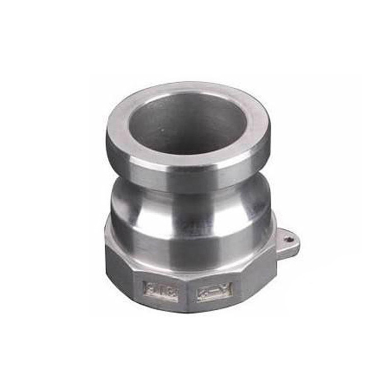 Camlock-A, Type A - Stainless steel quick coupling camlock for hose fitting