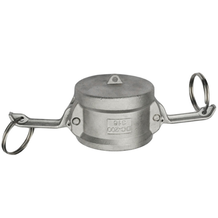 Camlock-DC, Type DC - Stainless steel quick coupling camlock for hose fitting