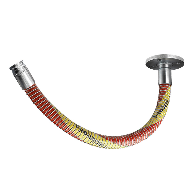 TYPE SGT - ​Composite Hose with PTFE Film