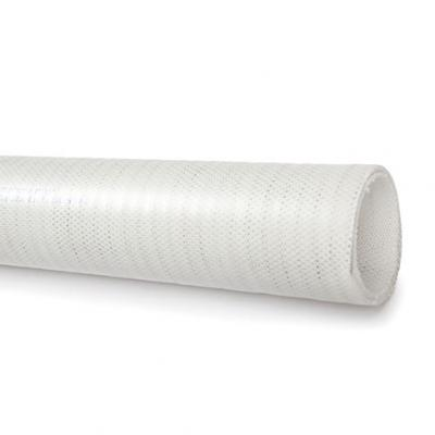 TYPE SQ - Stainless Steel Helix and Polyester Reinforced Silicone Hose