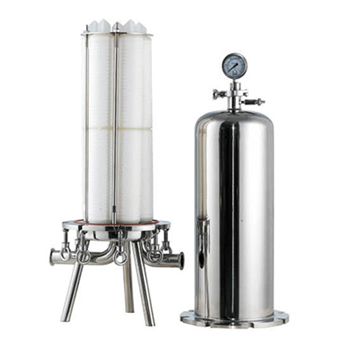 Stainless steel microporous filter